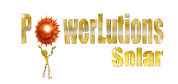 PowerLutions Solar Logo
